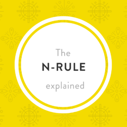 Luxembourgish n rule
