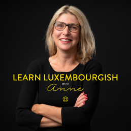 Learn Luxembourgish with Anne