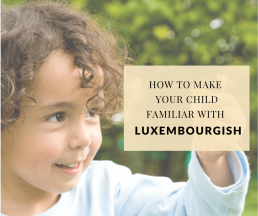 Luxembourgish for children