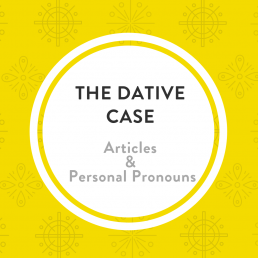 Luxembourgish dative case
