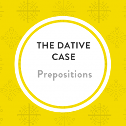 Luxembourgish dative prepositions