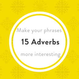 Luxembourgish phrases adverbs